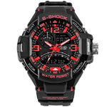 male  sport  cheap  casual  digital & quartz  watch