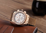 male  luxury  vintage  expensive  quartz  watch