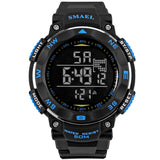 boy's  cheap  sport waterproof cool  digital  watch