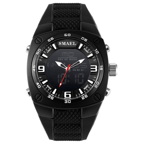 men's  cool fashion digital & quartz watch