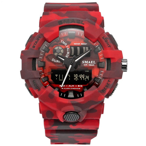 men's  sport  cool  fashion  digital & quartz  watch