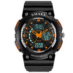 men's  luxury  unique  fashion  digital & quartz  watch