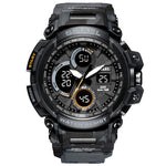 men's  luxury  cool  unique  digital & quartz  watch