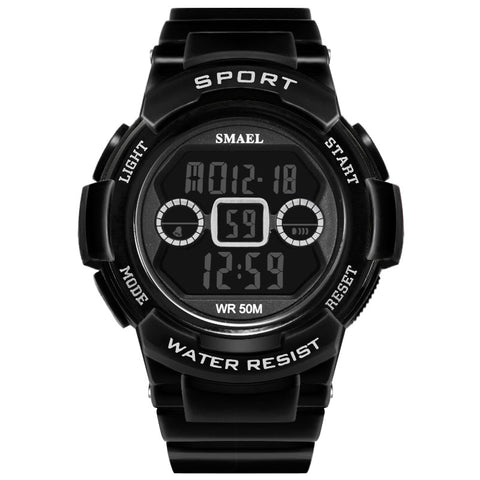 male&female  cool  fashion  casual  digital  watch