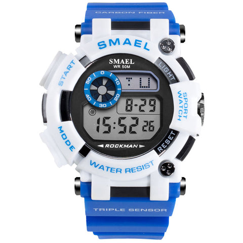 male  cheap  sport  simple  digital   watch
