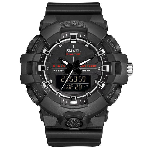 men's  cool  fashion  casual  digital & quartz  watch