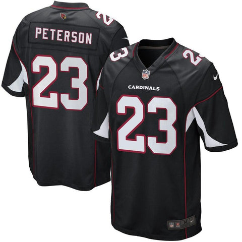 Adrian Peterson Arizona Cardinals Nike Game Jersey Black