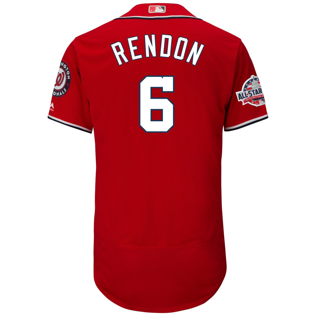 finest selection 45113 1c57e Anthony Rendon Washington Nationals 2018 All-Star Game ...
