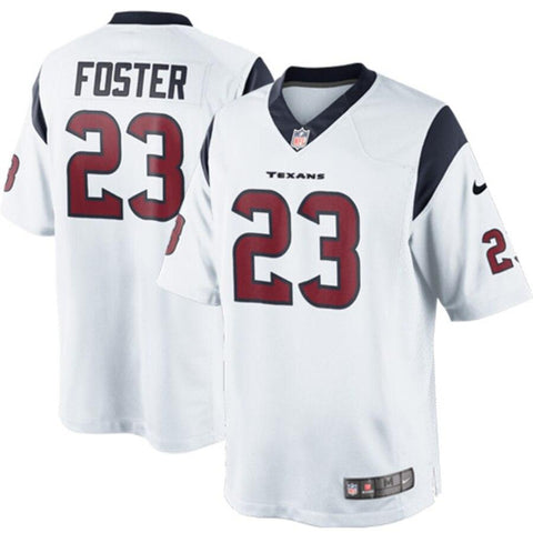 Arian Foster Houston Texans Nike Limited Jersey White