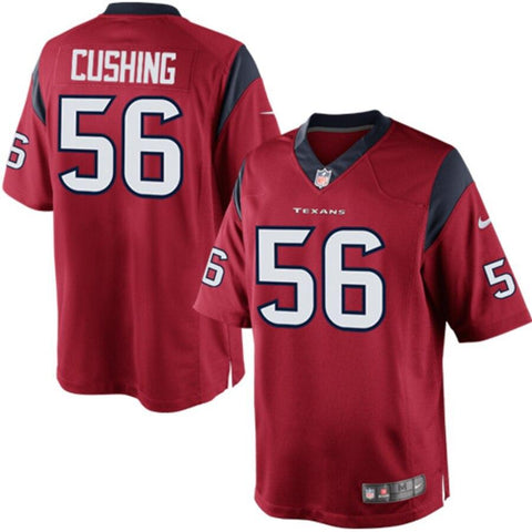 Brian Cushing Houston Texans Nike Alternate Limited Jersey Red