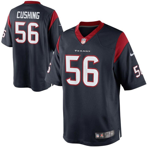 Brian Cushing Houston Texans Nike Team Color Limited Jersey Navy Blue