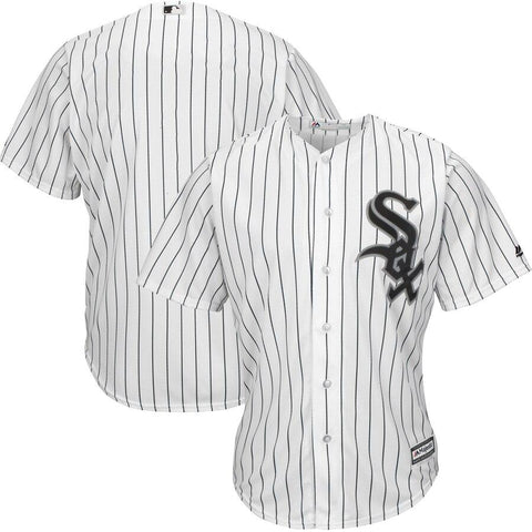 Chicago WhiteSox Majestic Official Cool Base Jersey White