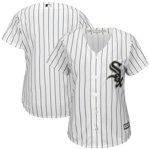 Chicago WhiteSox Majestic Women's Cool Base Jersey White