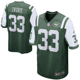 Chris Ivory New York Jets Nike Game Jersey Green