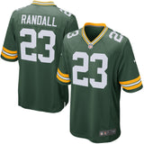 Damarious Randall Green Bay Packers Nike Game Jersey Green