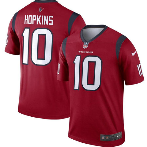 DeAndre Hopkins Houston Texans Nike Legend Player Jersey Red
