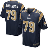 Greg Robinson Los Angeles Rams Nike Game Jersey Navy
