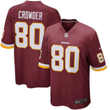 Jamison Crowder Washington Redskins Nike Game Jersey Burgundy