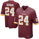 Josh Norman Washington Redskins Nike Game Jersey Burgundy