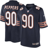 Julius Peppers Chicago Bears Nike Team Color Limited Jersey Navy Blue