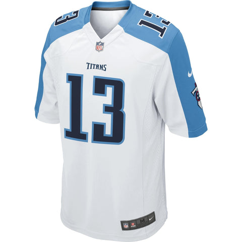 Kendall Wright Tennessee Titans Nike Game Jersey White