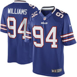 Mario Williams Buffalo Bills Nike Team Color Limited Jersey Royal Blue