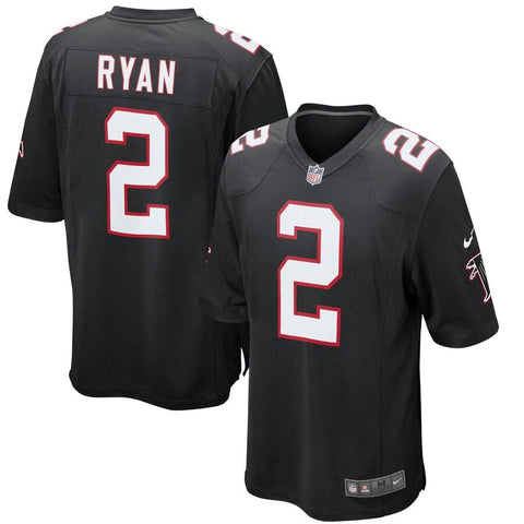 Matt Ryan Atlanta Falcons Nike Alternate Game Jersey Black