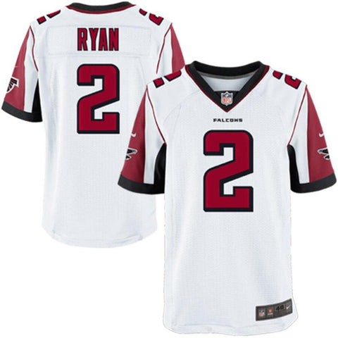Matt Ryan Atlanta Falcons Nike Elite Jersey White