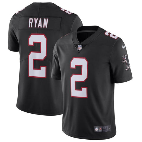 Matt Ryan Atlanta Falcons Nike Vapor Untouchable Limited Jersey Black
