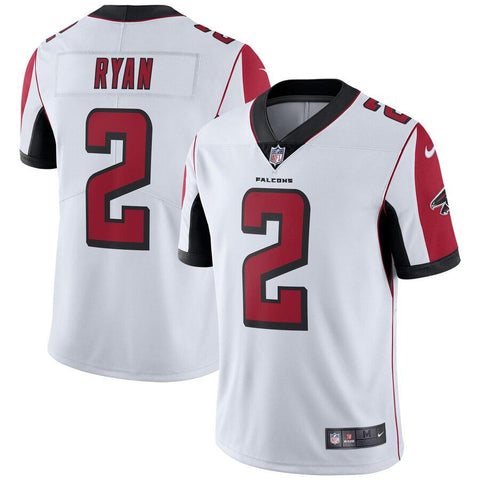 Matt Ryan Atlanta Falcons Nike Vapor Untouchable Limited Player Jersey White