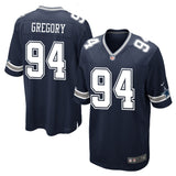 Randy Gregory Dallas Cowboys Game Jersey  Navy