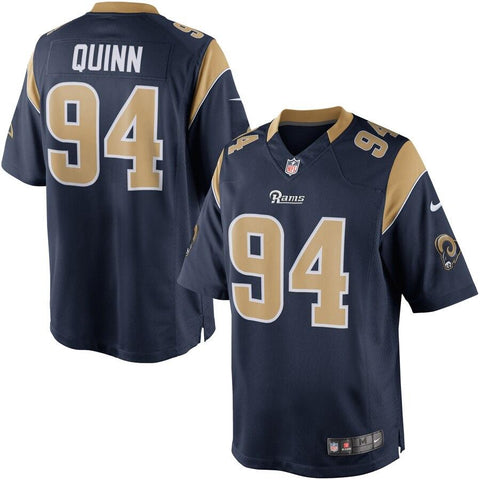Robert Quinn Los Angeles Rams Nike Limited Jersey Navy