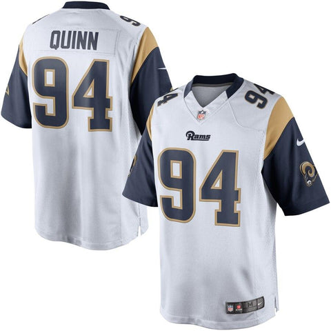 Robert Quinn Los Angeles Rams Nike Limited Jersey White