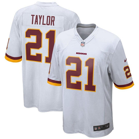 Sean Taylor Washington Redskins Nike Retired Player Game Jersey White
