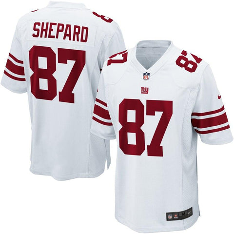 Sterling Shepard New York Giants Nike Game Jersey White