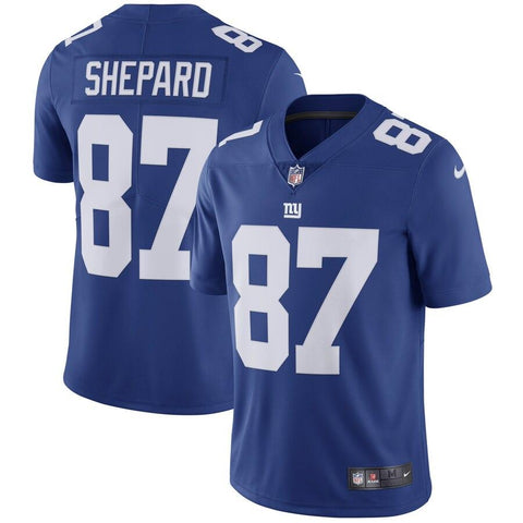 Sterling Shepard New York Giants Nike Vapor Untouchable Limited Player Jersey Royal