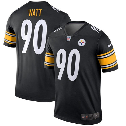 T.J. Watt Pittsburgh Steelers Nike Legend Jersey Black