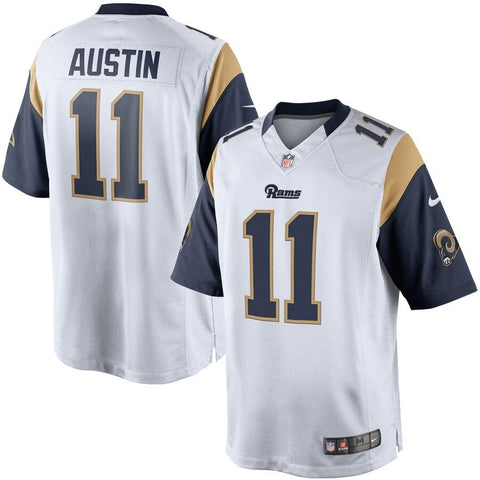 Tavon Austin Los Angeles Rams Nike Limited Jersey White