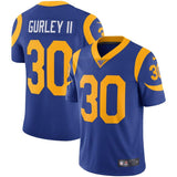 Todd Gurley II Los Angeles Rams Nike NFL 100 Vapor Limited Jersey Royal