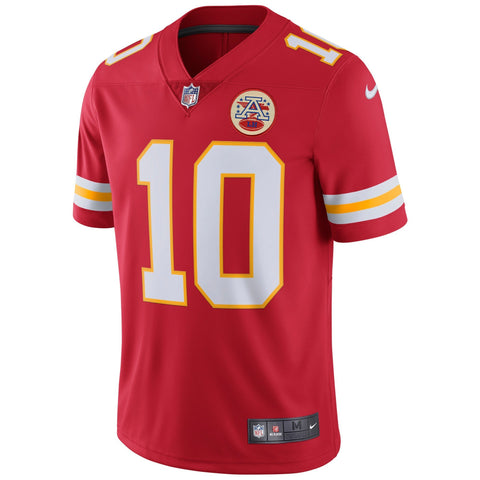 Tyreek Hill Kansas City Chiefs Nike Vapor Untouchable Limited Player Jersey Red