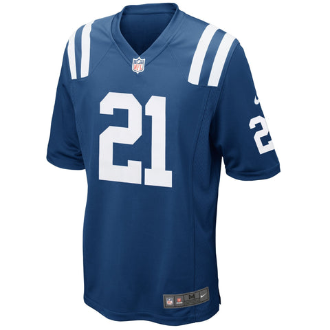 Vontae Davis Indianapolis Colts Nike Game Jersey Royal Blue