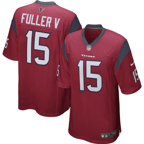 Will Fuller V Houston Texans Nike Player Game Jersey Red