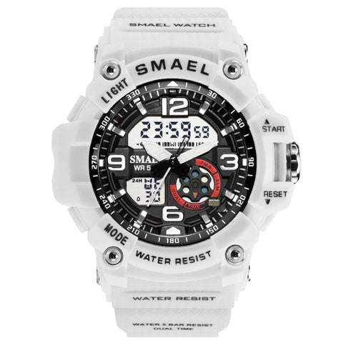 male&female   sport  simple  casual  digital & quartz  watch