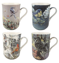 Load image into Gallery viewer, Bateman Birds Set of 4 Mugs - McIntosh Shop - 1