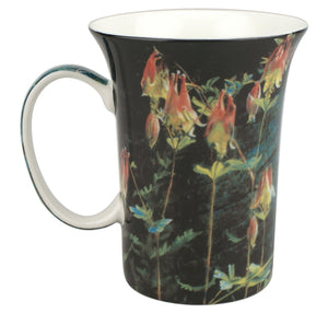 Bateman Ruby-Throat and Columbine Crest Mug - McIntosh Shop - 3