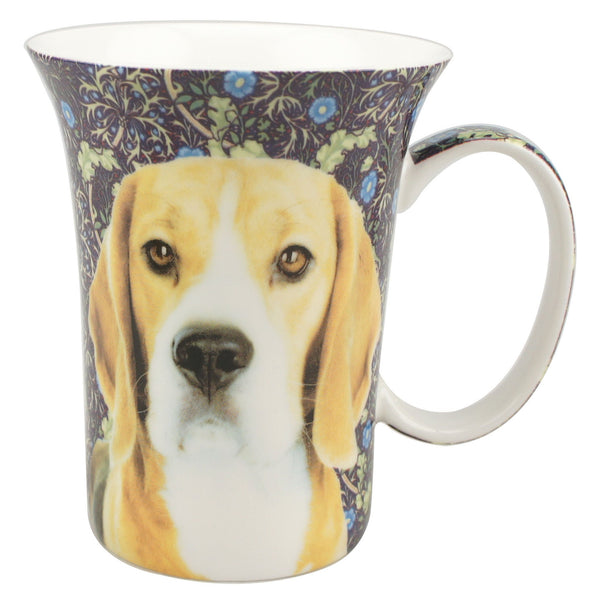 Beagle Crest Mug - McIntosh Shop - 1