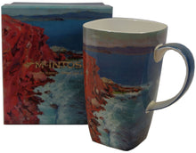 Load image into Gallery viewer, Bruce Red Rock, St. Nazaire Grande Mug