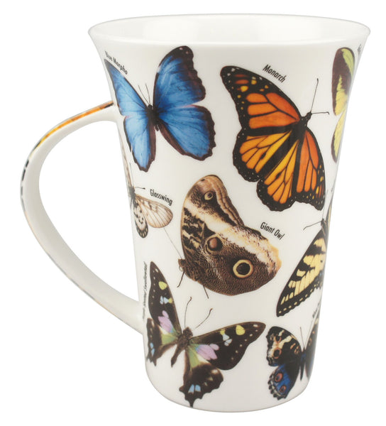 Butterflies of the World i-Mug - McIntosh Shop - 2