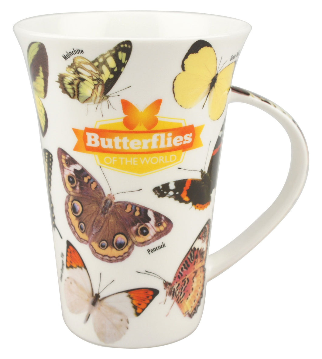 Butterflies of the World i-Mug - McIntosh Shop - 1