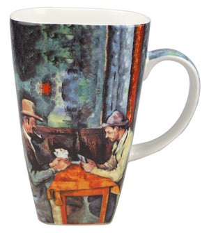 Cezanne The Card Players Grande Mug - McIntosh Shop - 2